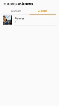 Envía fotos, videos y audio por mensaje de texto - Samsung Galaxy J7 Prime - Passo 11