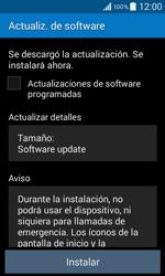 Actualiza el software del equipo - Samsung Galaxy Core 2 - G355 - Passo 8