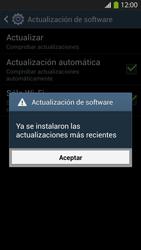 Actualiza el software del equipo - Samsung Galaxy S4  GT - I9500 - Passo 9