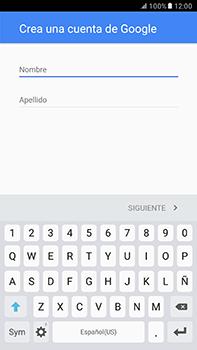 Crea una cuenta - Samsung Galaxy A7 2017 - A720 - Passo 4
