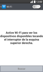 Configura el WiFi - LG L70 - Passo 6