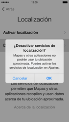 Activa el equipo - Apple iPhone 5s - Passo 8