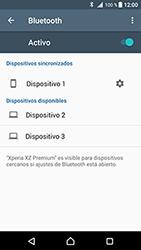 Conecta con otro dispositivo Bluetooth - Sony Xperia XZ Premium - Passo 8