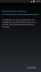 Crea una cuenta - Samsung Galaxy S5 - G900F - Passo 17