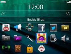 Instala las aplicaciones - BlackBerry Bold 9720 - Passo 29