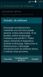 Actualiza el software del equipo - Samsung Galaxy Alpha - G850 - Passo 8