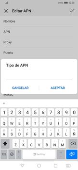 Configura el Internet - Huawei Mate 20 Pro - Passo 13