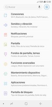 Configura el hotspot móvil - Samsung J6 - Passo 4