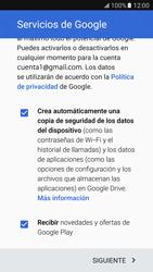 Crea una cuenta - Samsung Galaxy S7 - G930 - Passo 16