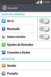 Desactiva tu conexión de datos - LG L40 - Passo 5