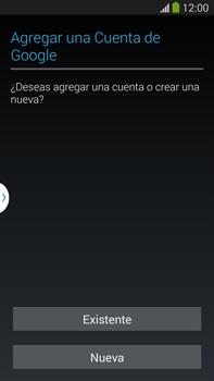 Crea una cuenta - Samsung Galaxy Note Neo III - N7505 - Passo 3