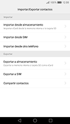 ¿Tu equipo puede copiar contactos a la SIM card? - Huawei P9 Lite Venus - Passo 5