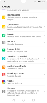 Actualiza el software del equipo - Huawei P30 - Passo 4
