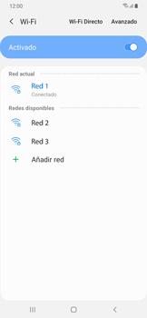 Configura el WiFi - Samsung Galaxy A50 - Passo 9