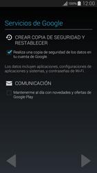 Crea una cuenta - Samsung Galaxy Alpha - G850 - Passo 12