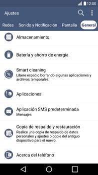 Actualiza el software del equipo - LG V10 - Passo 6