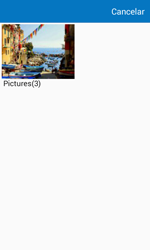 Envía fotos, videos y audio por mensaje de texto - Samsung Galaxy Core Prime - G360 - Passo 16