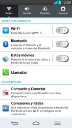 Configura el WiFi - LG G2 - Passo 4