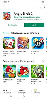 Instala las aplicaciones - Samsung Galaxy A10 - Passo 17