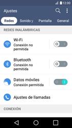 Desactivación límite de datos móviles - LG K4 - Passo 4