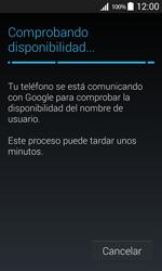 Crea una cuenta - Samsung Galaxy Core Prime - G360 - Passo 9