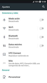 Desactiva tu conexión de datos - HTC U11 - Passo 4