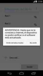 Activa el equipo - Motorola Moto X (2a Gen) - Passo 5