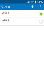 Configura el Internet - Samsung Galaxy J1 - J100 - Passo 16