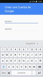 Crea una cuenta - Samsung Galaxy S7 - G930 - Passo 4