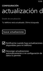 Actualiza el software del equipo - Nokia Lumia 625 - Passo 8