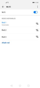 Configura el WiFi - Huawei Nova 5T - Passo 8