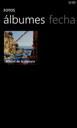 Transferir fotos vía Bluetooth - Nokia Lumia 820 - Passo 5