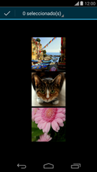 Transferir fotos vía Bluetooth - Motorola Moto G - Passo 7