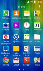 Configura el WiFi - Samsung Galaxy J1 - J100 - Passo 3