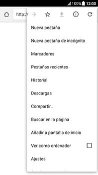 Configura el Internet - HTC U11 - Passo 23