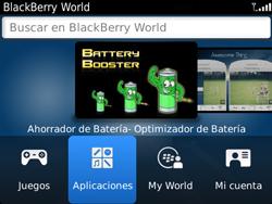 Instala las aplicaciones - BlackBerry Bold 9720 - Passo 11