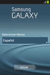 Activa el equipo - Samsung Galaxy Fame Lite - S6790 - Passo 4