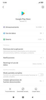 Limpieza de aplicación - Xiaomi Redmi Note 7 - Passo 4