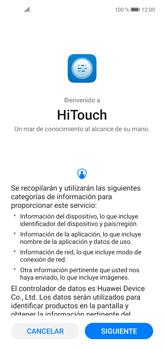 Cómo habilitar el HiTouch - Huawei P40 Lite - Passo 12
