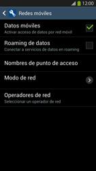 Configura el Internet - Samsung Galaxy S4  GT - I9500 - Passo 7