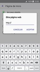 Configura el Internet - Samsung Galaxy J3 - J320 - Passo 25