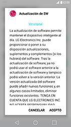 Actualiza el software del equipo - LG X Cam - Passo 8