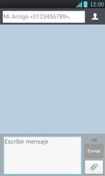 Envía fotos, videos y audio por mensaje de texto - LG Optimus L7 - Passo 8
