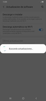 Actualiza el software del equipo - Samsung Galaxy A30 - Passo 7