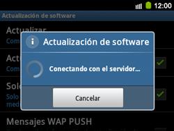 Actualiza el software del equipo - Samsung Galaxy Y Pro GT - B5510 - Passo 8
