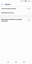 Desactivación límite de datos móviles - Huawei Y5 2018 - Passo 9