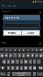 Configura el Internet - Samsung Galaxy S4  GT - I9500 - Passo 14
