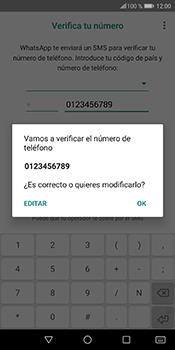 Configuración de Whatsapp - Huawei P Smart - Passo 9