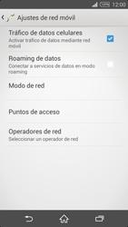 Configura el Internet - Sony Xperia Z2 D6503 - Passo 6