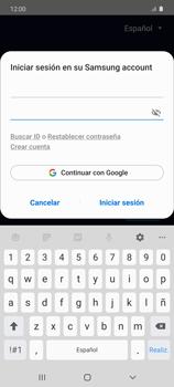 Cómo habilitar el asistente Bixby - Samsung Galaxy S10 Lite - Passo 7